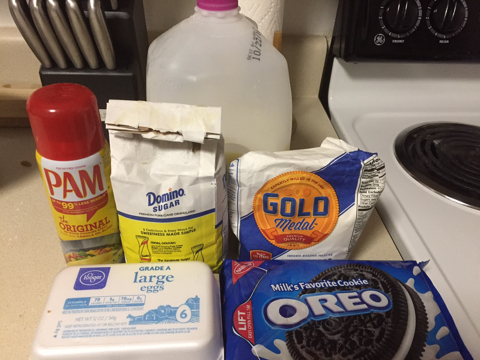Picture of Chocolate Chip Oreo Cookies