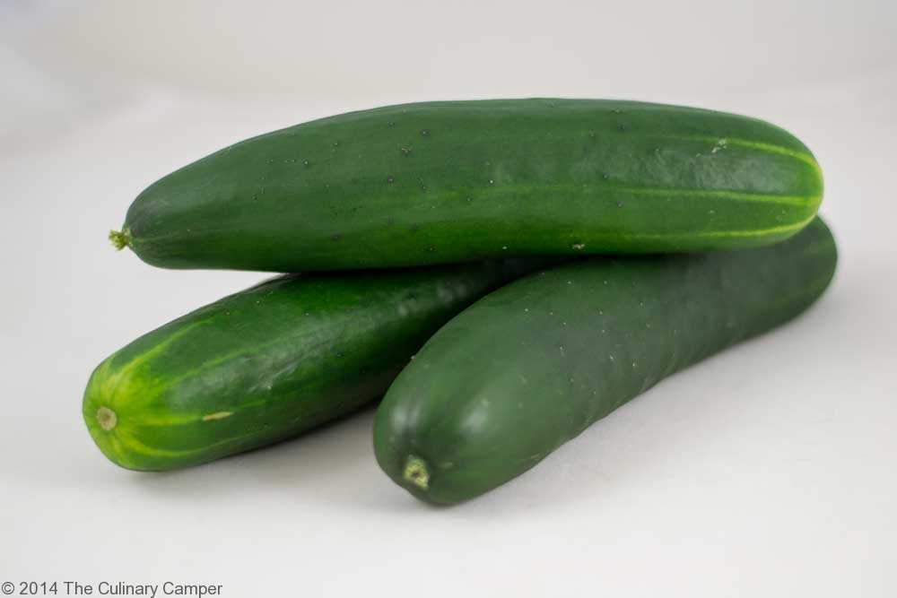 Picture of Peel the Cucumbers