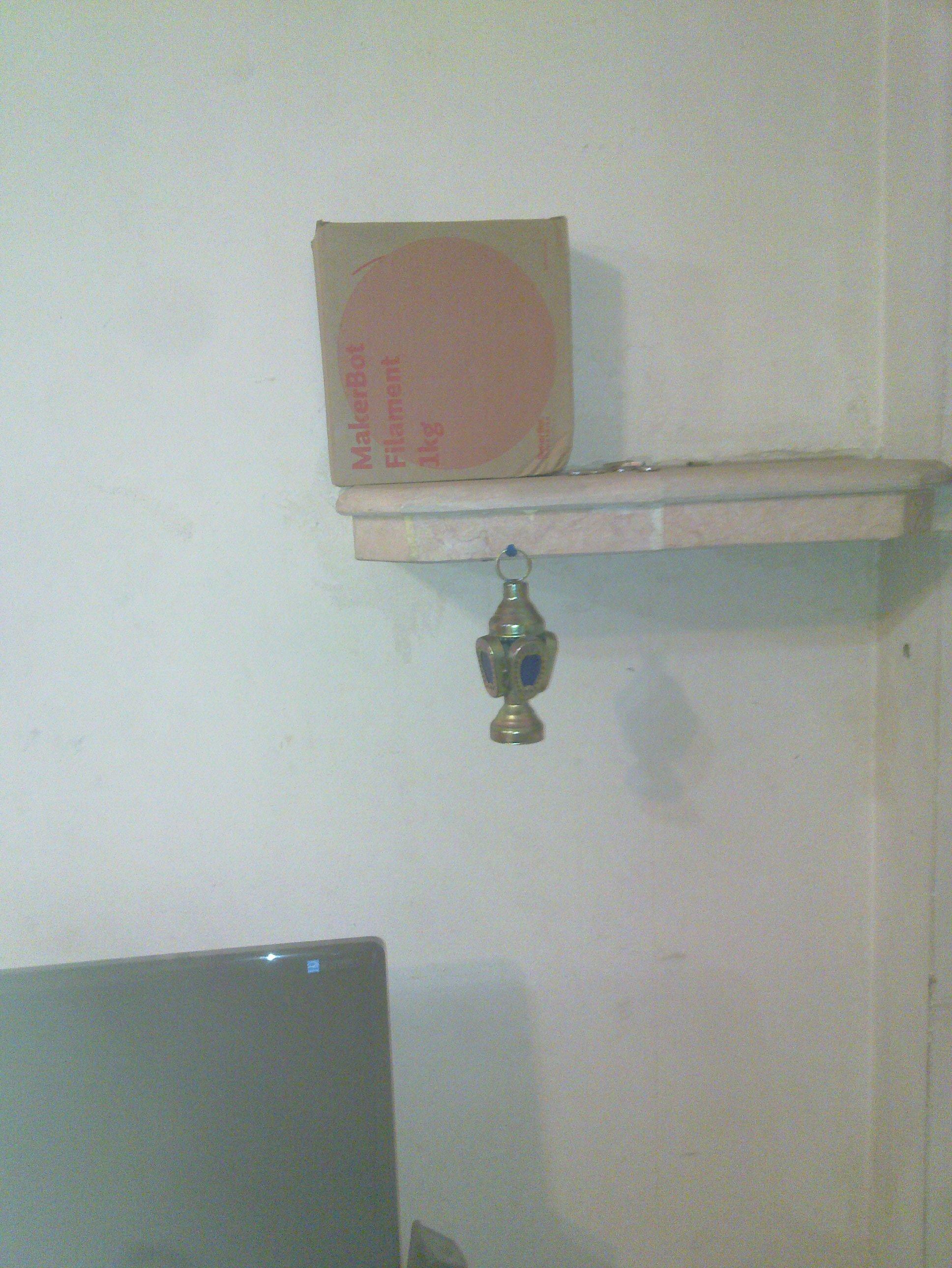 """Picture of Egyptian """"Ramadan"""" Lantern Holder."""
