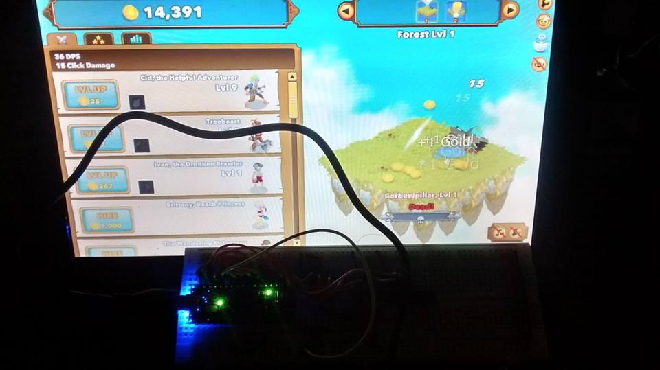 Picture of Codigo Y USB HID