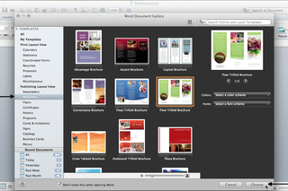 How To Make A Brochure In Microsoft Word For A Mac 10 Steps Instructables