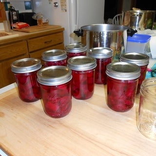 A How To: Canning Pickled Red Beets