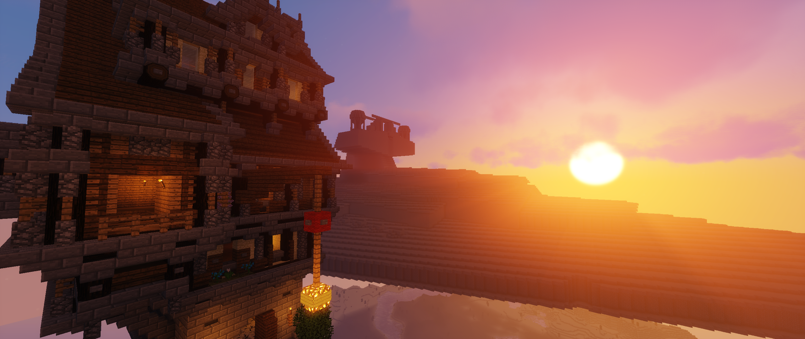 Picture of Minecraft Paradise