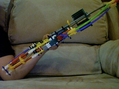 K'nex MA5B Assault Rifle (Halo Series)