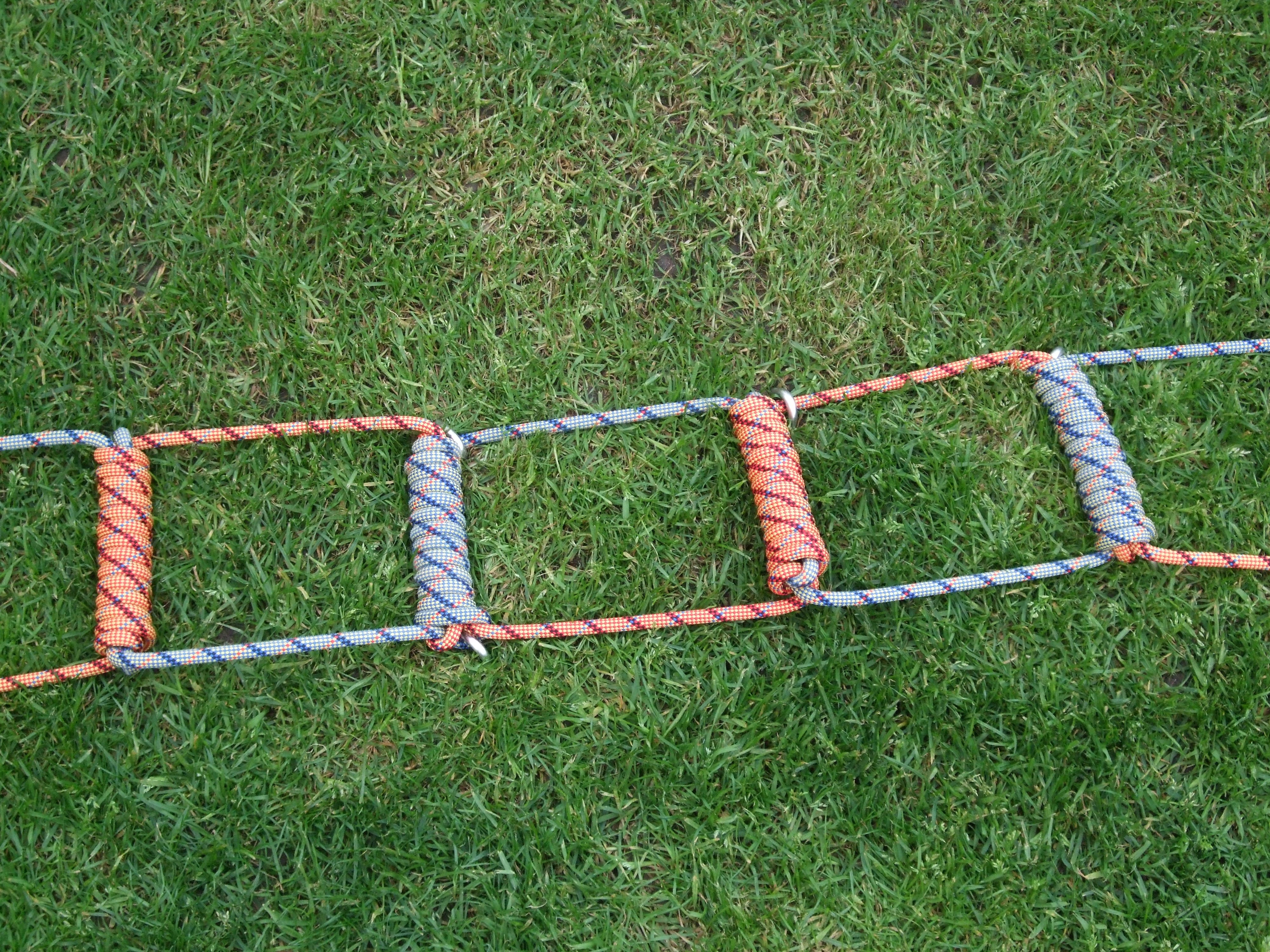 Rope Ladder 6 Steps With Pictures