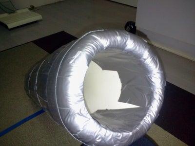 The $1 Foam Roller