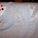 Puppy Dog Hooded Afghan