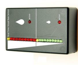 Visual rain sensor