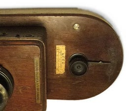 Vintage Intercom Re-purposing