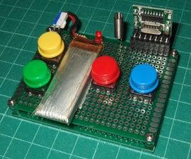 4-CH DIY 433 Mhz Module Transmitter {No Coding}