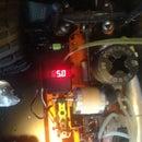 Digital LED Voltmeter To RC Car