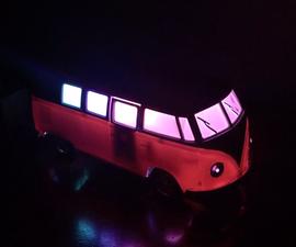 VW Vanagon RGB Nightlight