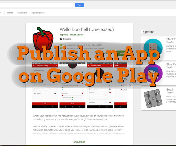 How to Publish an Android App on the Google Play Store