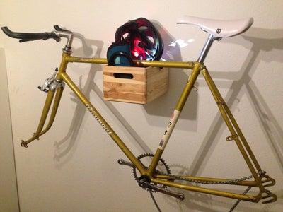 BONUS: Bike Wall Mount
