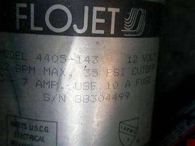Flowjet Pump