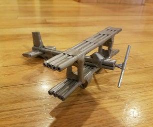 Duct Tape Biplane