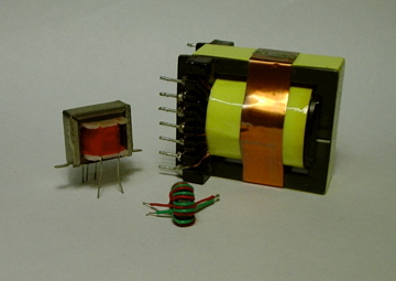 Picture of Transformers, Toroids and Inductors