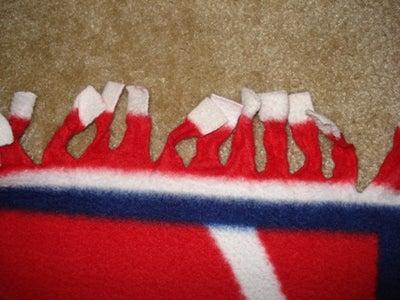 Cut Side Ties