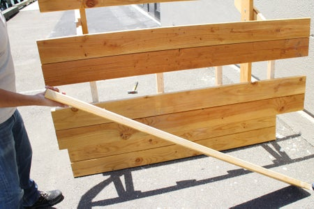 Remove Center Plank
