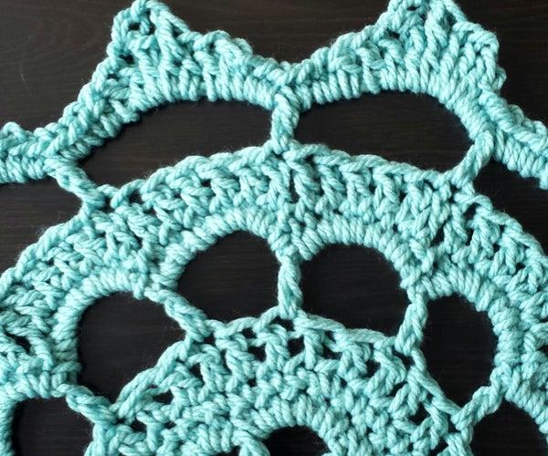 Finger Crochet: an Intro