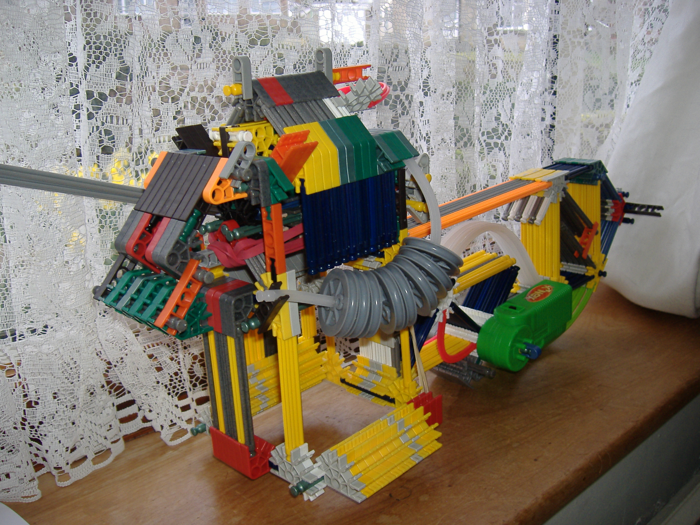 Picture of Great Knex P90 Customized Very Power and Accurate