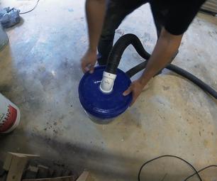 Cheap & Easy DIY Dust Collector