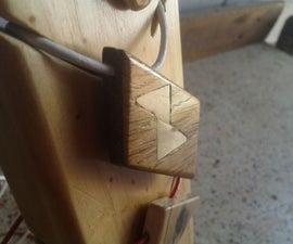 Oak & Inlay Pendant