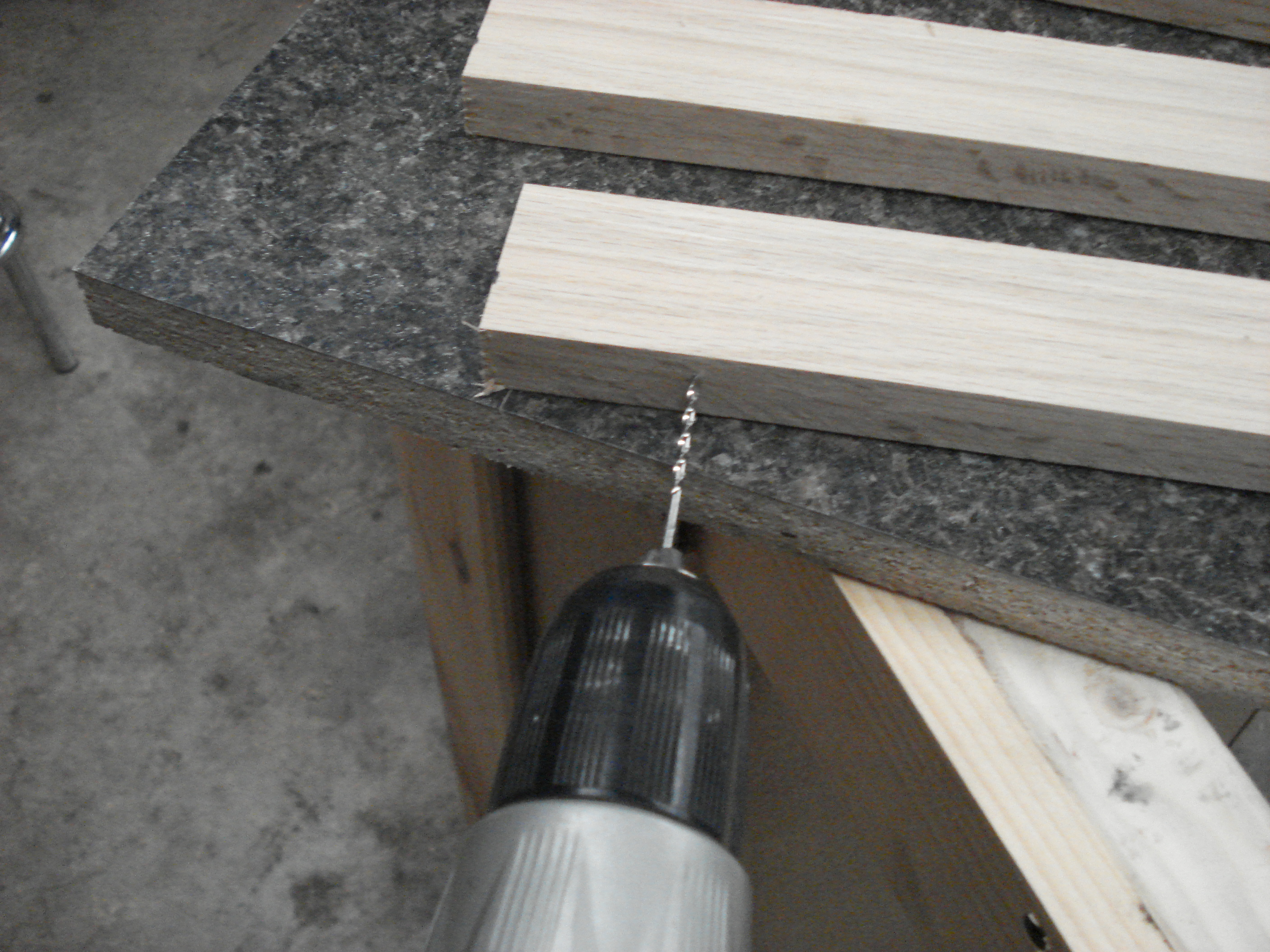 Picture of Making the Counter Top