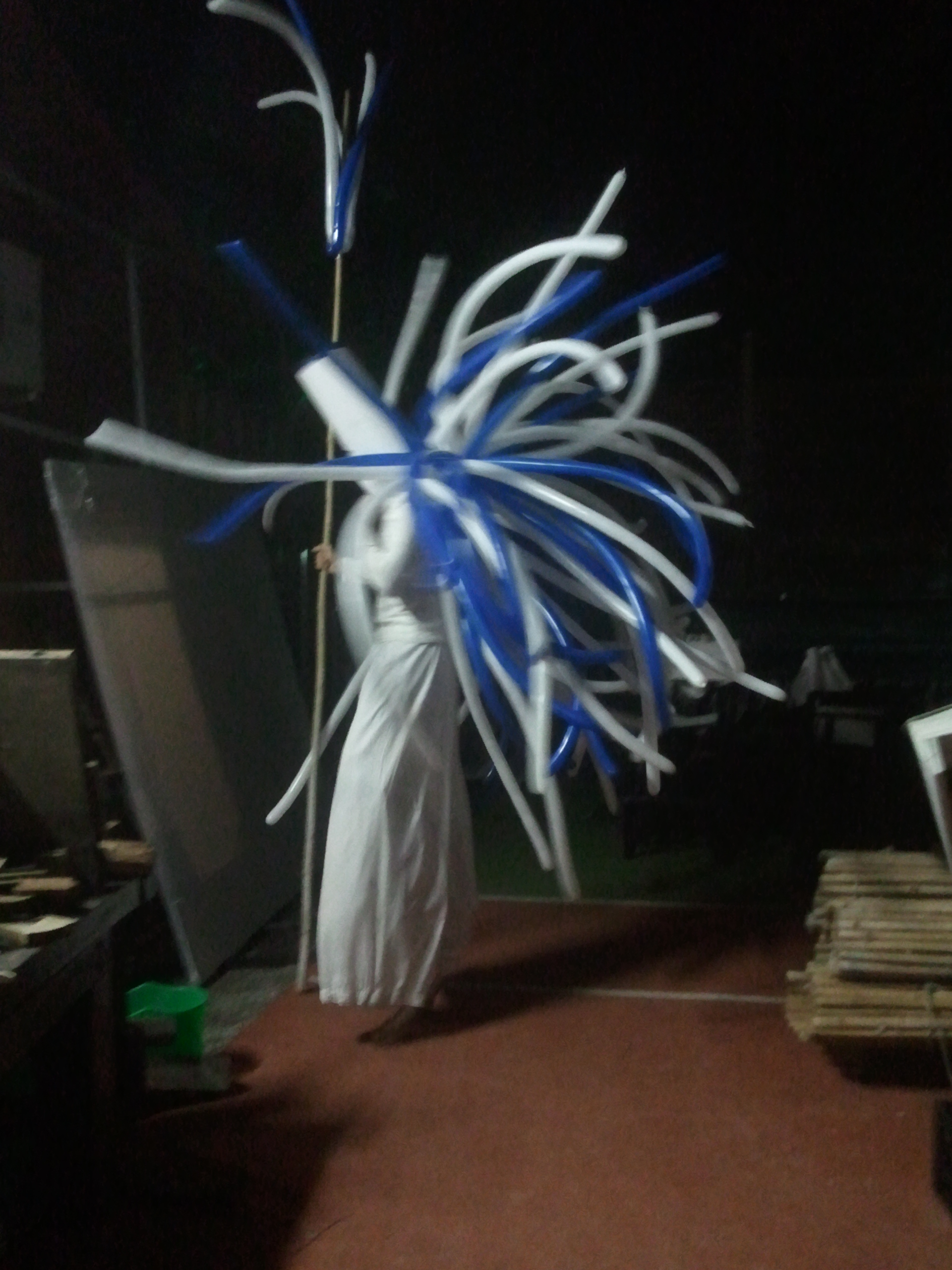 Picture of Stilt Walkers Balloon Costume