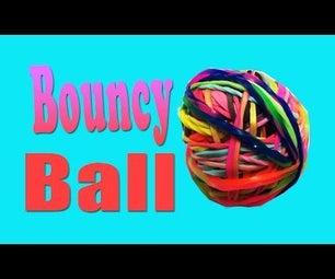 Rainbow Loom Bouncy Ball Tutorial