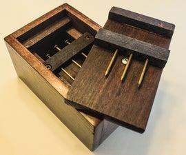 Nail Puzzle Box