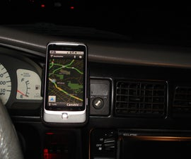 Cell Phone Dock (CAR)