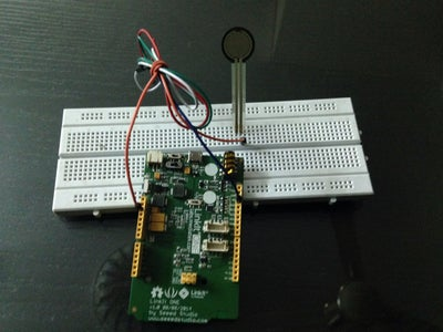 Connecting the LinkitONE
