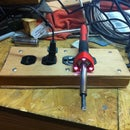 Wooden Multi plug