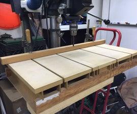 Drill Press/Drum Sanding Table