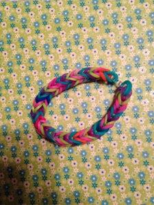 Fishtail- Rainbow