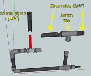 Making a Homemade Airgun Trigger With Metal Ball Valve and Rubber Bands (DIY Idea)