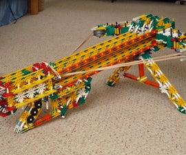 Knex Heavy Crossbow