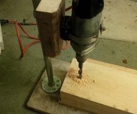 Portable & Disposable Press Drill