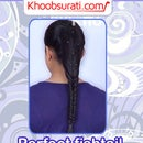 Perfect fishtail Hairstyle