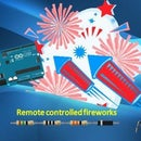 Remote Controlled Fireworks