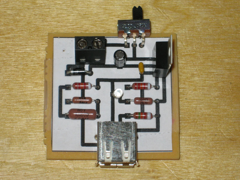 Picture of Placing the Connectors
