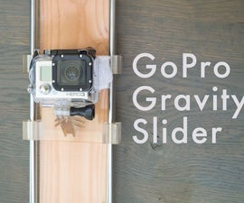 GoPro Gravity Slider