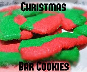 Christmas Bar Cookies