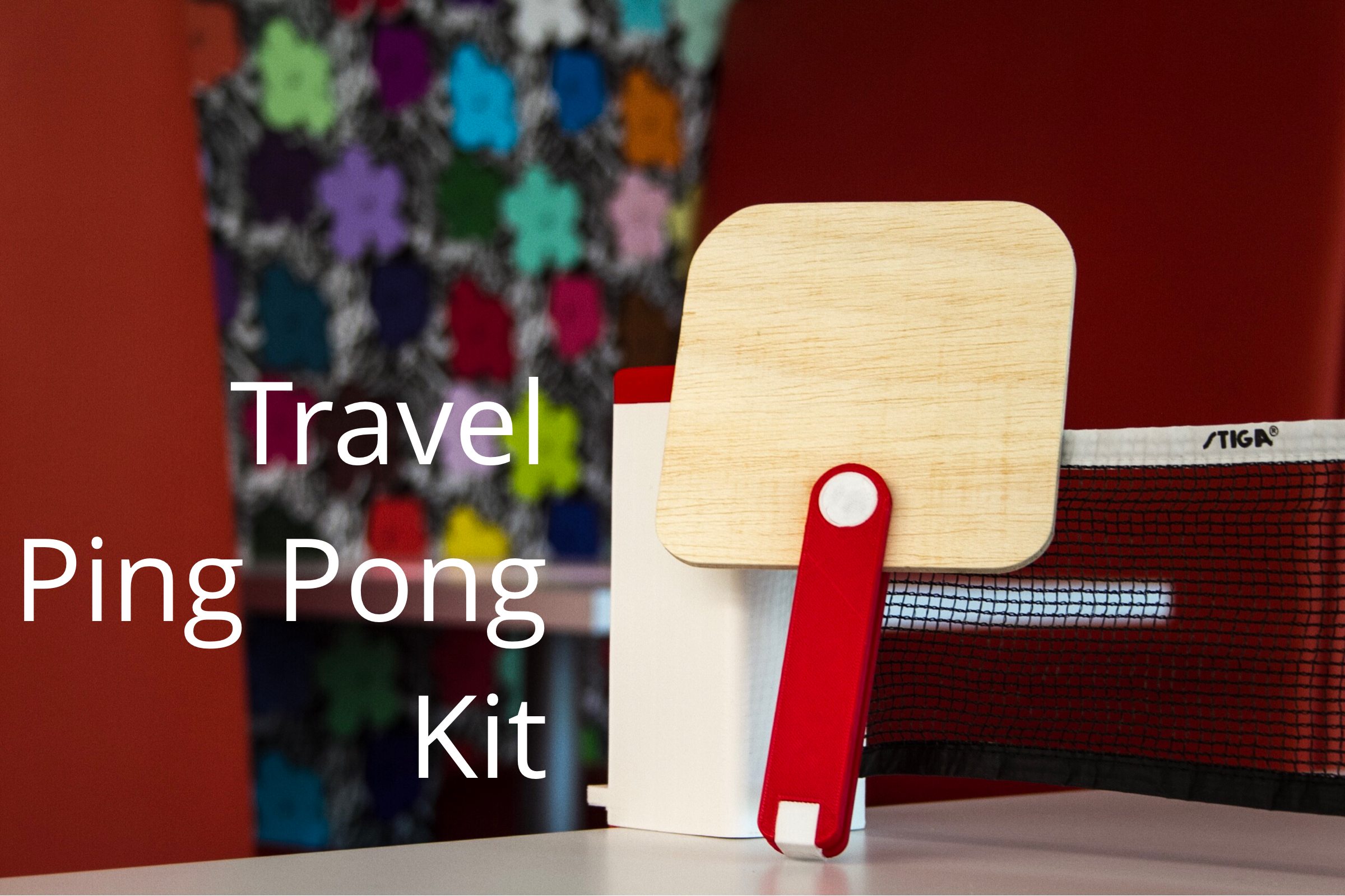 Picture of Fusion 360: Portable Ping Pong Kit