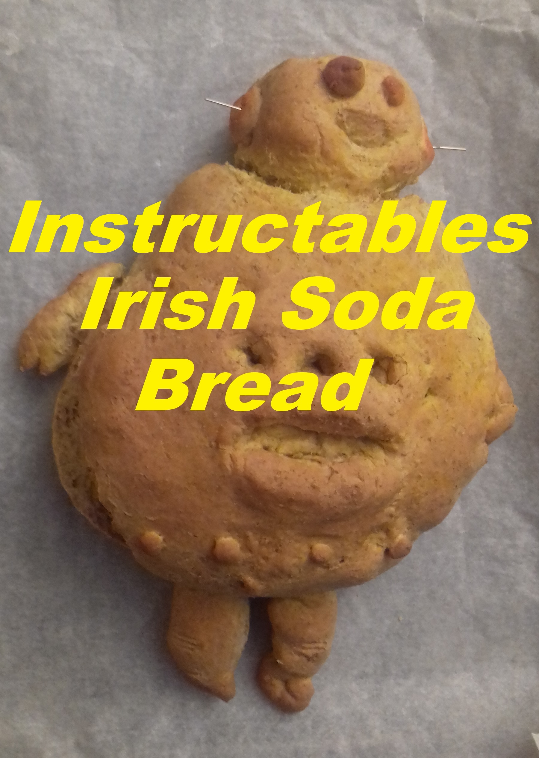 Picture of Instructables Irish Soda Bread