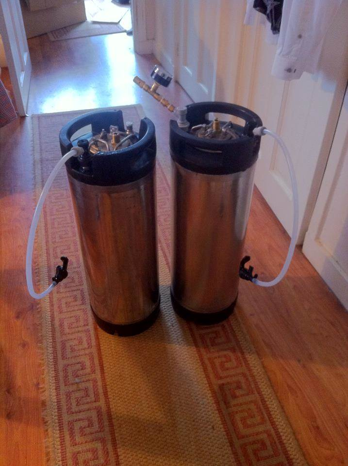 Picture of Secondary Fermenting, Bottling and Kegging