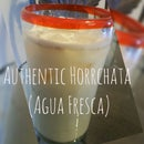 Authentic Horrchata