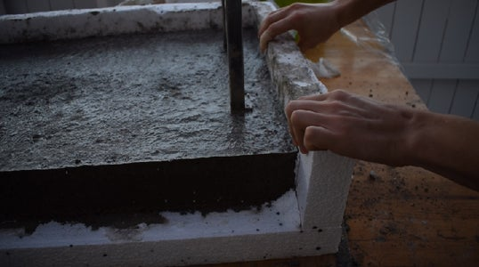 The Moment of Truth & Sealing the Concrete