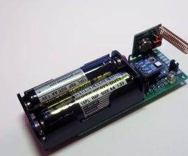 Attiny85 Wireless Weather Sensor